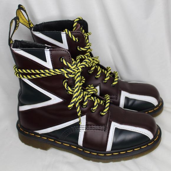 daccd87fd8 Dr. Martens Shoes | Dr Martens Union Jack 1460 Pascal Boots Wmn 9 ...